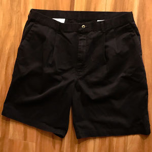 Timber Creek Black Mens Wrangler Jean Shorts